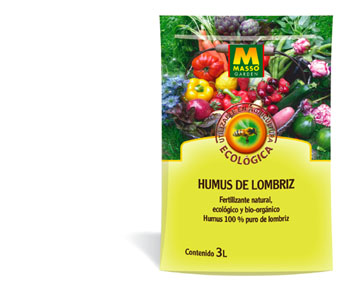 Humus de lombriz, un abono totalmente natural
